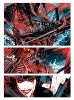 Dylan Dog MATER DOLOROSA page 09 by GigiCave