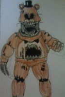 Twisted Freddy (device off) v3 by FreddleFrooby