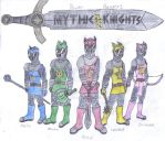 Power Rangers: Mythic Knights