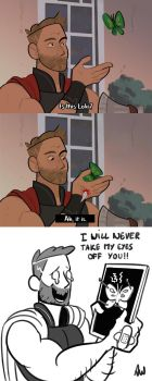 Loki Is That You? by oennarts
