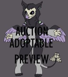 Adoptable Auction! by Lioru92