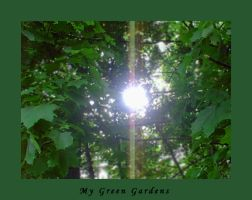 .:Green Gardens:. by Erriewon
