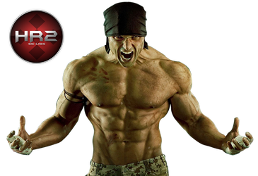 Muscleman #1 by HR2 by haloreach2