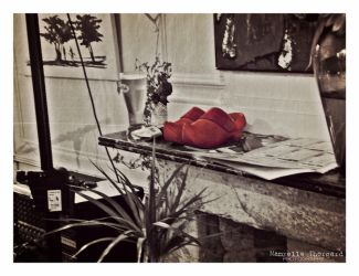 the famous red shoes by MamzelleThorgard