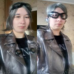 X men Quicksilver cosplay by Londonexpofan