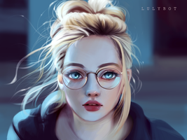 Photo study by Lulybot