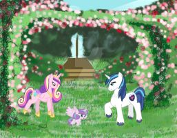 Family Outing (Digital) by TexacoPokerKitty