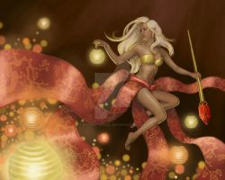 Janna: Art of Revelry Contest Submission by Oo-TheEthereal-oO