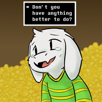 Don't you have anything better to do? by Jettersfreak