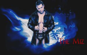 The Miz by BiaLSilva