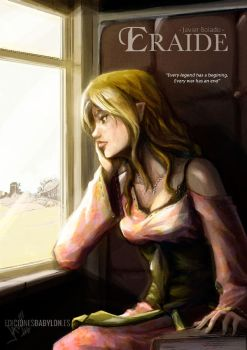 Eraide: A train to Tiria by javierbolado