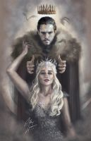 Of Kings and Queens - GoT by Asha47110