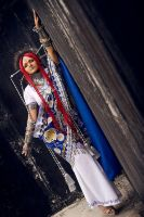Trinity Blood: Saint by auntLilith