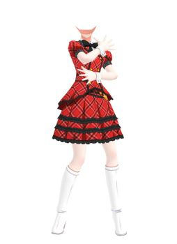 [MMD] Million Live! - Outfit 02 by arisumatio