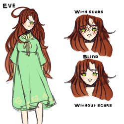 [Concept] Eve by AnjuDere