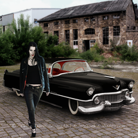 Vampiress DeVille by Walking-Tall