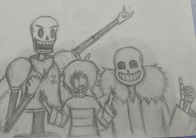 Just Pose and Say Spaghetti!? (Incomplete) by MonotonousFilinese