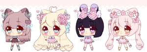 Valentine's Day Adopts - OPEN [lowered + extra] by mahkala