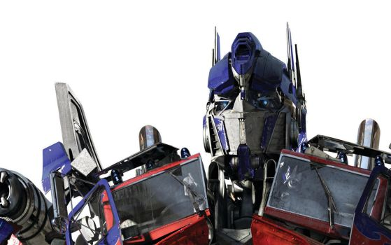Optimus Prime Wallpaper by Tophoid