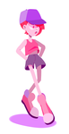 Pink by popinat