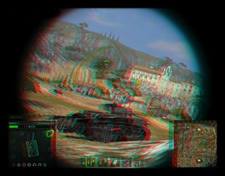 Anaglyph - WOT - 001 by Ruben-fotos