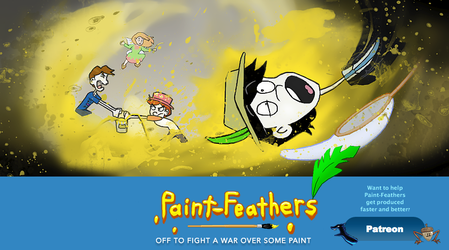Paint-Feathers by PaintFeathers