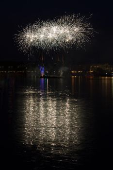 Fireworks XVII by ChristophMaier