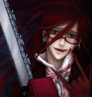 Grell x Reader - Fazing You by imKimTheWriter on DeviantArt