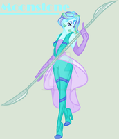 Gemsona Art Trade by MaliceInTheAbyss