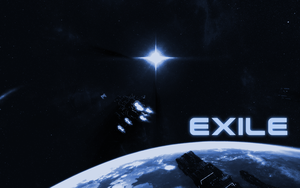 Exile Wallpaper by Nyctaeus