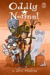 Oddly Normal Book 3 by OtisFrampton
