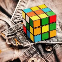 Rubic cube by justerZ