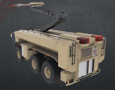 Firefight Truck: Action Back by sasa454
