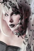 Lipstick and Lace by TheLily-AmongThorns