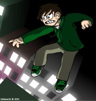 Action Pose No. 43 by eddsworld