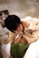 Lelouch, Naughty Emperor by VariaK