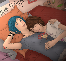 Would you lie with me and just forget the world? by Maiqueti