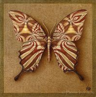 Symbol-Butterfly 4 by INDRIKoff
