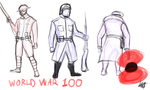 World war 100 by JMK-Prime