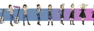 COMMISSION: Taylor Swift TG Sequence by FieryJinx
