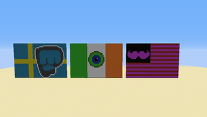 Youtube flags by Alice1Tennant