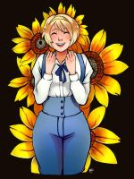 Ray of Sunshine by This-Beautiful-World