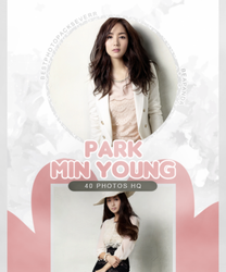 Photopack 19917 - Park Min Young by southsidepngs