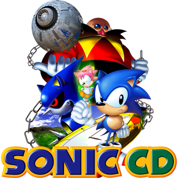 Sonic CD by darkdreammare