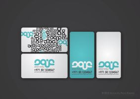 Business Card by Anoodii