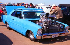 Mean Chevy II by StallionDesigns