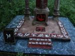 Blood Omen: Legacy of Kain - Savepoint front view by AlanusRex