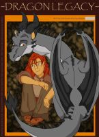 Dragon Legacy Front Cover Page by WistfulGem