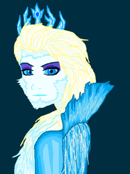 Ice Queen by Redspets