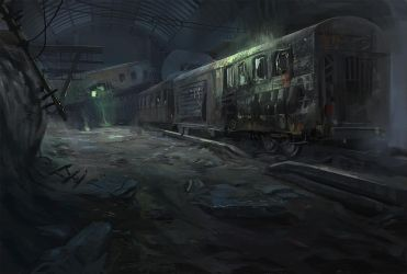 Ze Train by eWKn